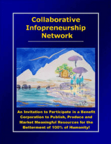 Collaborative Infopreneurship Network - Strategic Marketecture