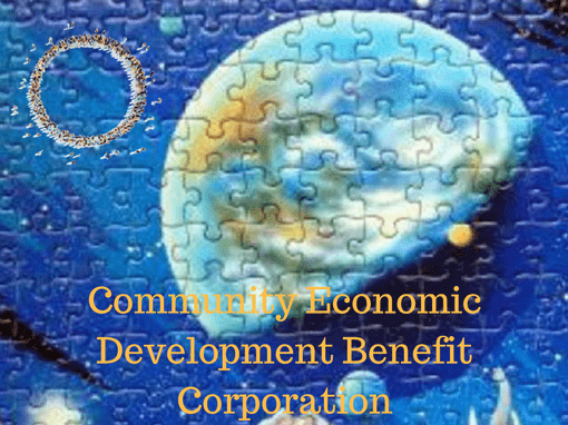 Community Economic Development Benefit Corporation - Strategic Marketecture