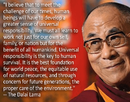 Dalai Lama Quote - Strategic Marketecture