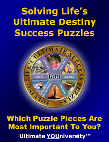 Solving Life's Ultimate Success Puzzles - Strategic Marketecture