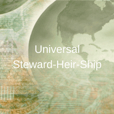 Universal Stewardheirship Logo - Strategic Marketecture